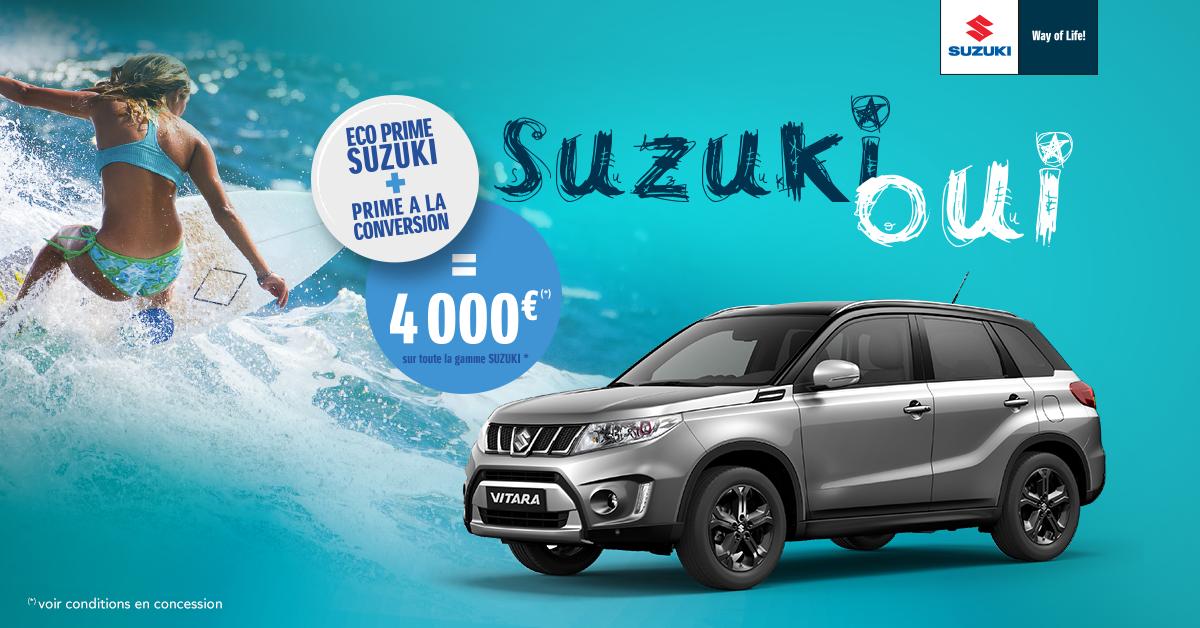 Suzuki Oui